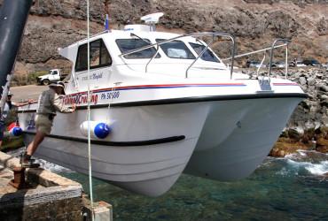Advance Fishing Twin Hull Noosa Cat