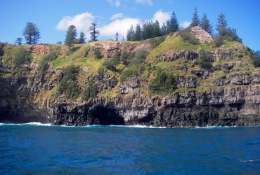Norfolk Island Coastline